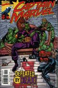 Captain Marvel (1999 4th Series Marvel) 5