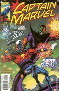 Captain Marvel (1999 4th Series Marvel) 9