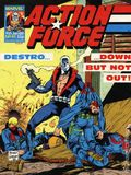 Action Force (1987 British G.I. Joe) Magazine 45