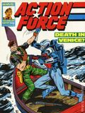 Action Force (1987 British G.I. Joe) Magazine 49