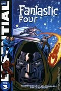 Essential Fantastic Four TPB (2005-2012 Marvel) 2nd Edition 3-1ST