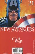 New Avengers (2005 1st Series) 21A