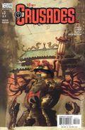 Crusades (2001 DC/Vertigo) 3