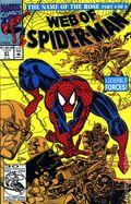 Web of Spider-Man (1985 1st Series) 87