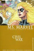 Ms. Marvel HC (2006-2010 Marvel) By Brian Reed 2-1ST