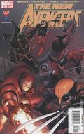 New Avengers (2005 1st Series) 16