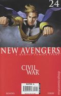 New Avengers (2005 1st Series) 24