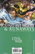 Civil War Young Avengers and Runaways (2006) 2