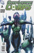 Green Lantern Corps (2006) 2