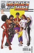 Heroes for Hire (2006 2nd Series Marvel) 6