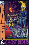 X-Men and Ghost Rider: Brood Trouble in the Big Easy TPB (1993 Marvel) 1-1ST