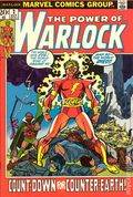 Warlock (1972 Marvel 1st Series) 2