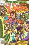 Uncanny X-Men (1963 1st Series) 107