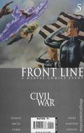 Civil War Front Line (2006) 5