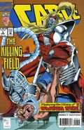 Cable (1993 1st Series) 9