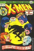 Uncanny X-Men (1963 1st Series) 90