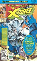 X-Force (1991 1st Series) 17P