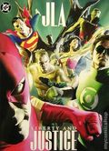 JLA Liberty and Justice GN (2003 A DC Treasury) 1-1ST