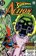 Action Comics (1938 DC) 649