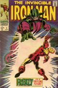 Iron Man (1968 1st Series) 5