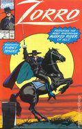Zorro (1990 Marvel) 1