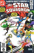All Star Squadron (1981) 4