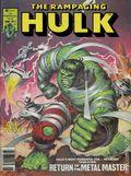 Rampaging Hulk (1977 Magazine) 3