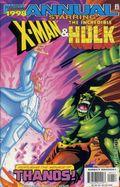 X-Man (1996-1998) Annual 1998