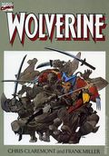 Wolverine TPB (1987 Marvel) 1st Edition By Chris Claremont and Frank Miller 1-REP