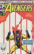 Avengers (1963 1st Series) 224