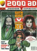 2000 AD (1977 IPC/Fleetway) UK 961