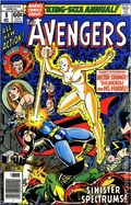 Avengers (1963 1st Series) Annual 8