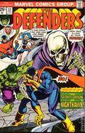 Defenders (1972 1st Series) 32