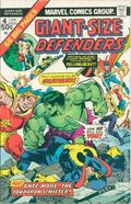 Giant Size Defenders (1974) 4