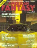 American Fantasy (1986 2nd Series Robert & Nancy Garcia) 1