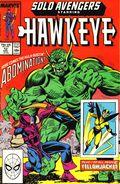 Solo Avengers (1987-1989 Marvel) 12