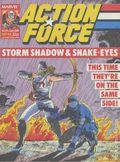 Action Force (UK 1987-1988 Marvel) Magazine 46