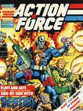 Action Force (1987 British G.I. Joe) Magazine 50