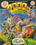 Best of 2000 AD Monthly (1985) 1
