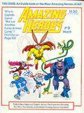 Amazing Heroes (1981) 9