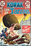 Korak Son of Tarzan (1964 Gold Key/DC) 52