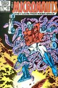 Micronauts (1979 1st Series) 49
