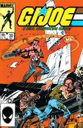GI Joe (1982 Marvel) 2nd Printing 30