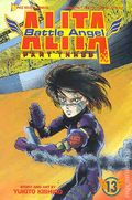 Battle Angel Alita Part 3 (1993) 13