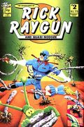 Adventures of Rick Raygun and Quasi-Nodoze (1986) 2