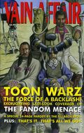 Toon Warz 1/8 The Fandom Menace (1999) 1A