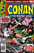 Conan the Barbarian (1970 Marvel) 91