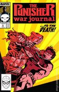 Punisher War Journal (1988 1st Series) 5