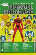 Official Handbook of the Marvel Universe Master Edition (1990-1993) 7