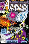 Avengers Spotlight (1989-1991 Marvel) 27